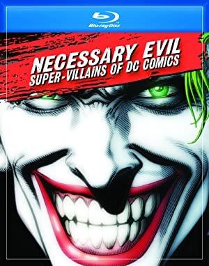 Necessary Evil: Villains Of DC Comics (2013) Review 3