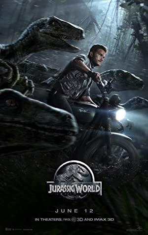 Jurassic World (2015) Review 3
