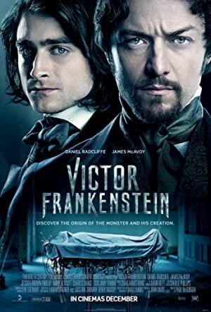 Victor Frankenstein (2015) Review 3
