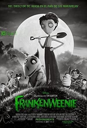 Frankenweenie (2012) Review 3