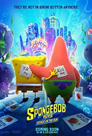 The SpongeBob Movie: Sponge On The Run (2020) Review 10