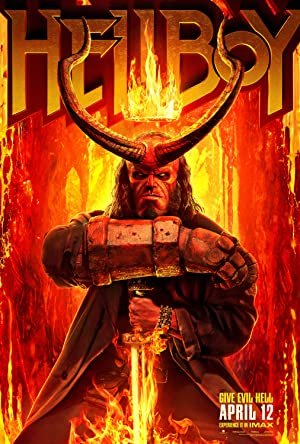 Hellboy (2019) Review 5