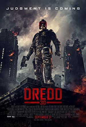 Dredd (2012) Review 3
