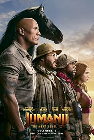 Jumanji: The Next Level (2019) Review 7