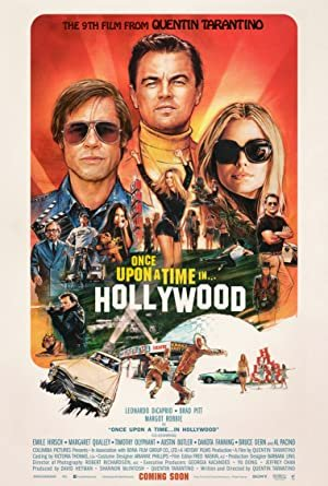 Once Upon a Time ... in Hollywood (2019) Review 3