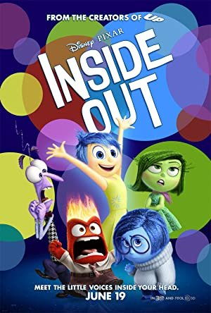 Inside Out (2015) Review 3