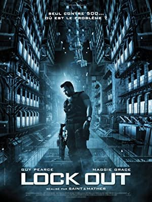 Lockout (2012) Review 3