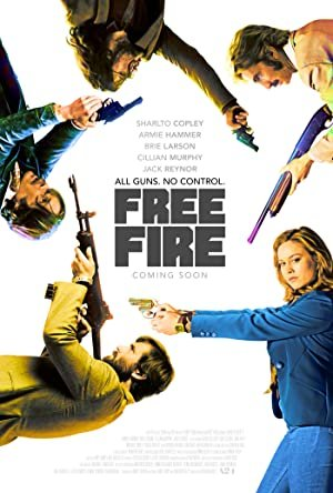 Free Fire (2016) Review 3
