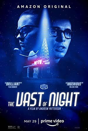 The Vast of Night (2019) Review 4