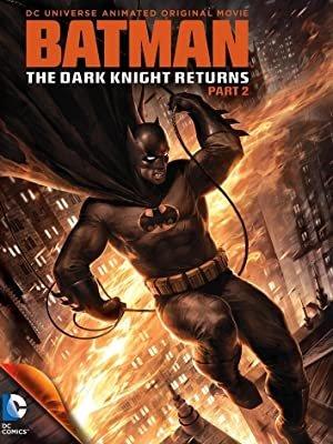 Batman: The Dark Knight Returns, Part 2 (2013) Review 4