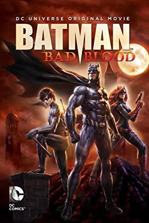 Batman: Bad Blood (2016) Review 3