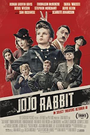 TIFF 2019 - Jojo Rabbit (2019) Review 1