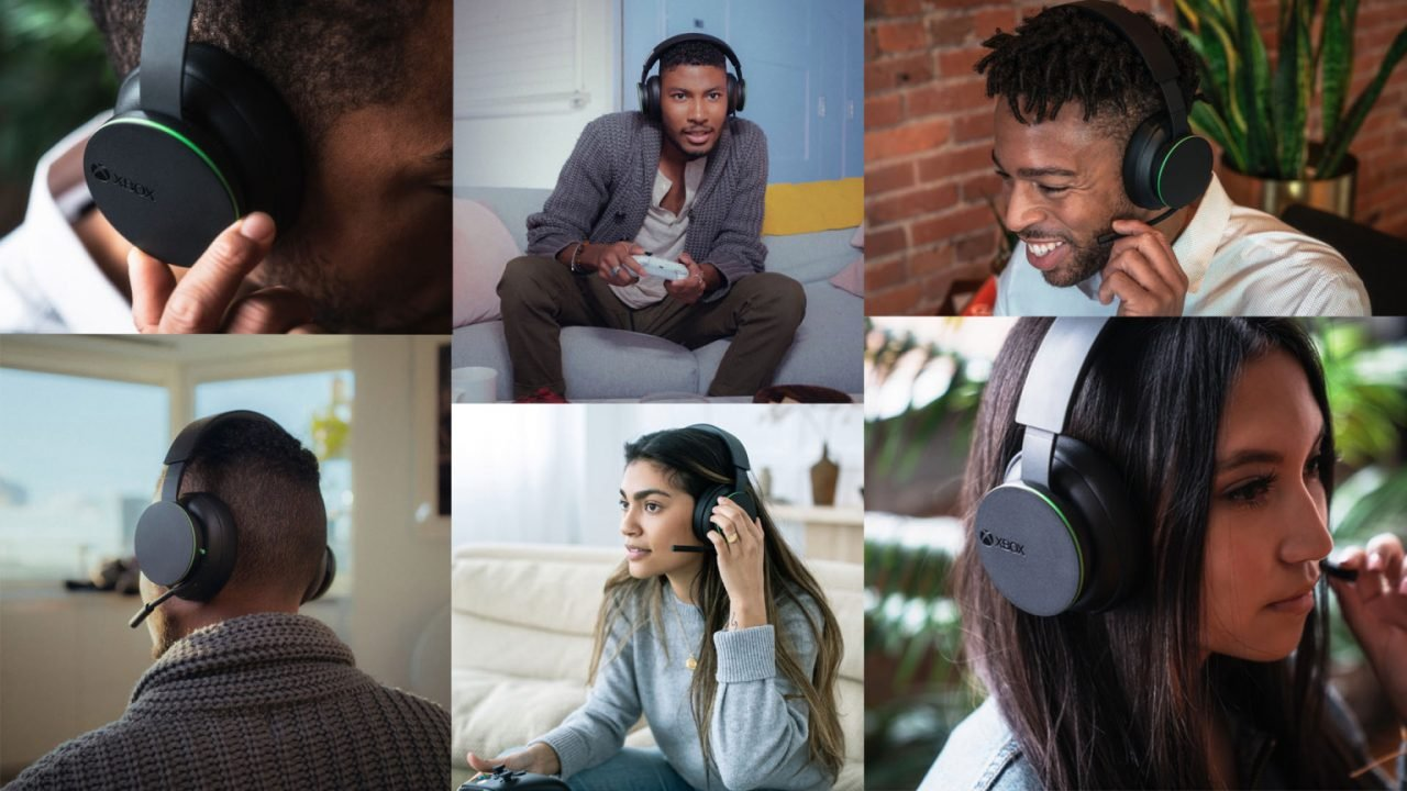 Microsoft Reveals Its First Official Xbox Wireless Headset
