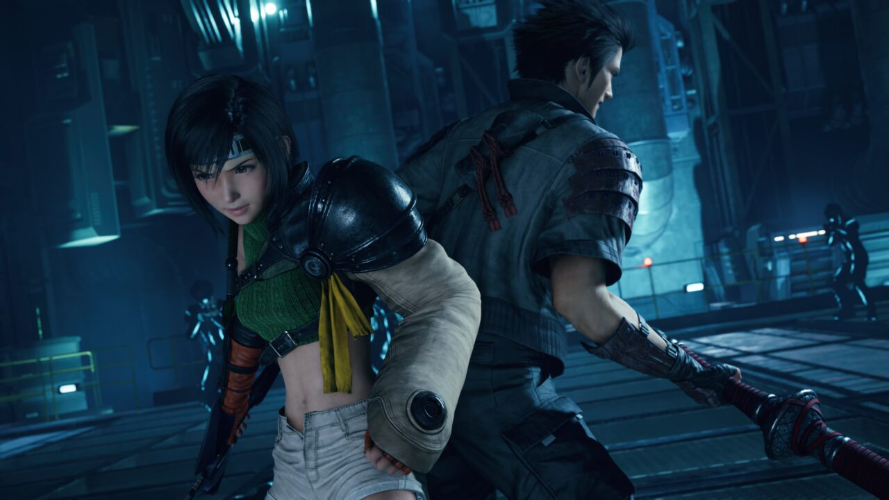 Final Fantasy Vii Remake: Intergrade Announced