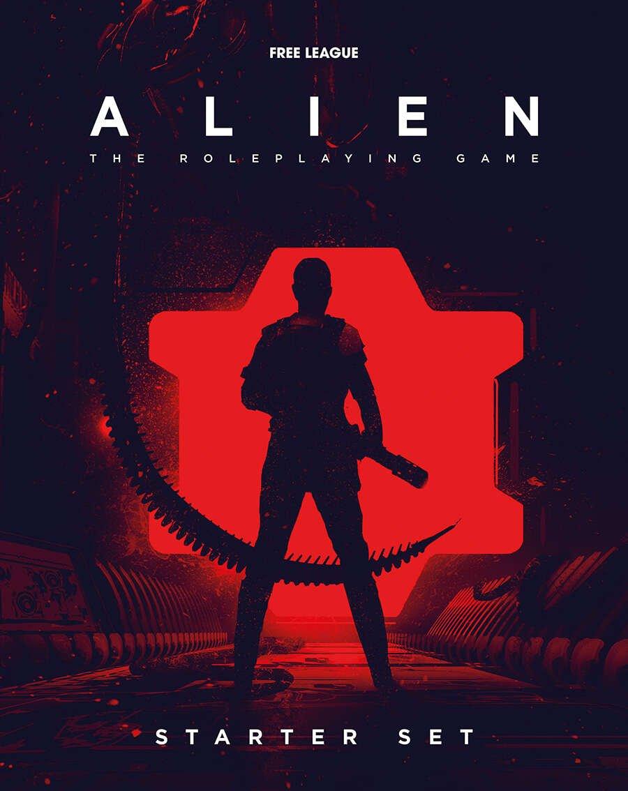 Alien RPG Starter Set Review 1