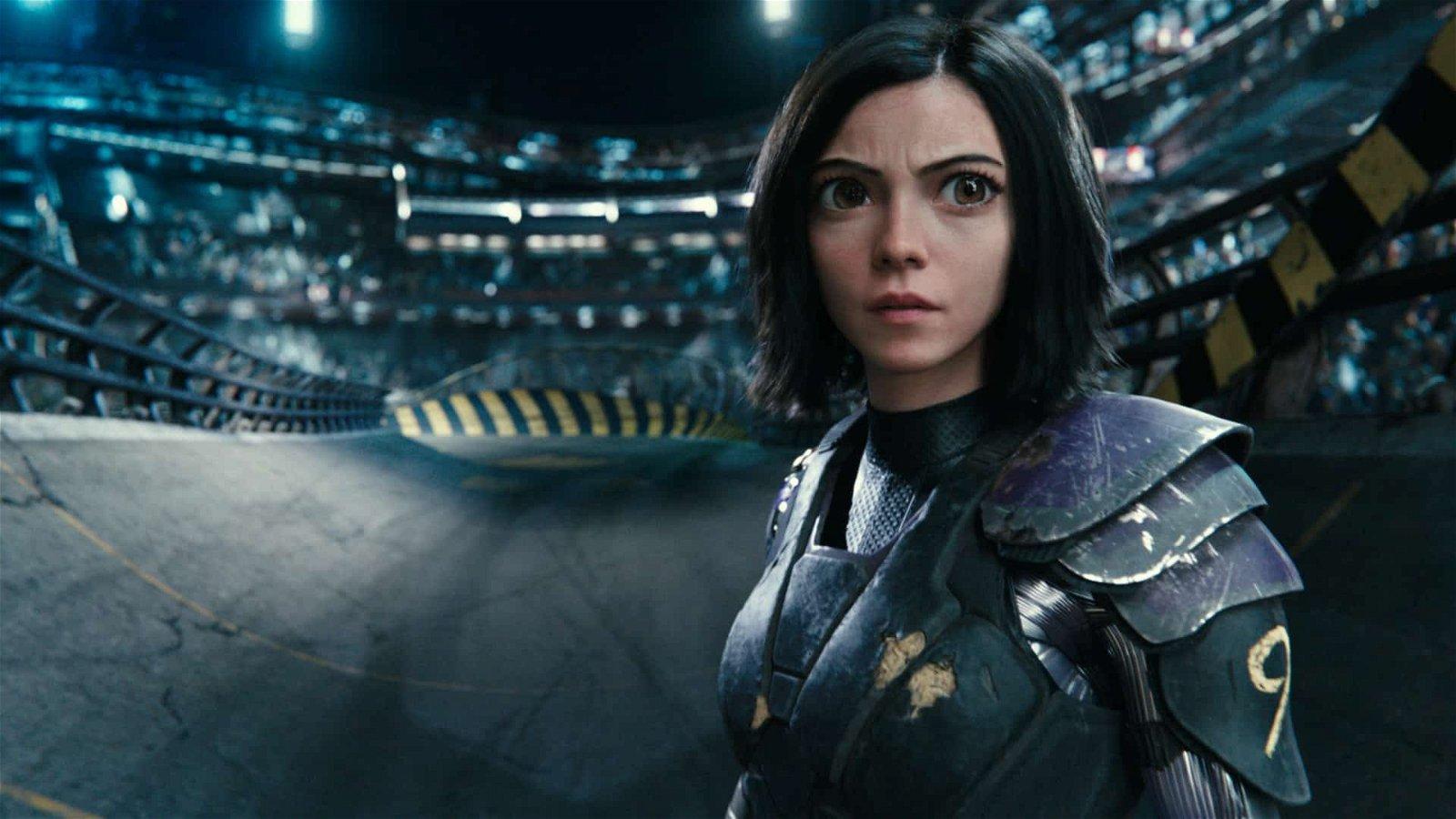 Alita: Battle Angel (2019) Review 2