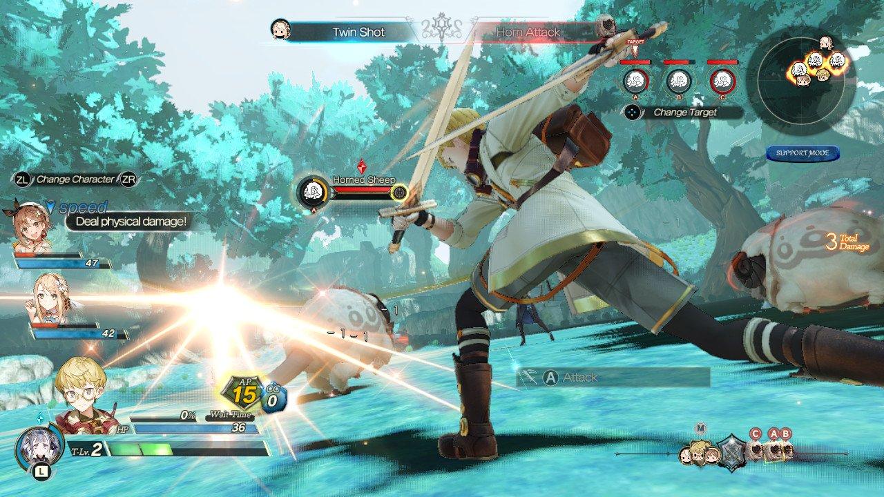 Atelier Ryza 2: Lost Legends &Amp; The Secret Fairy 1