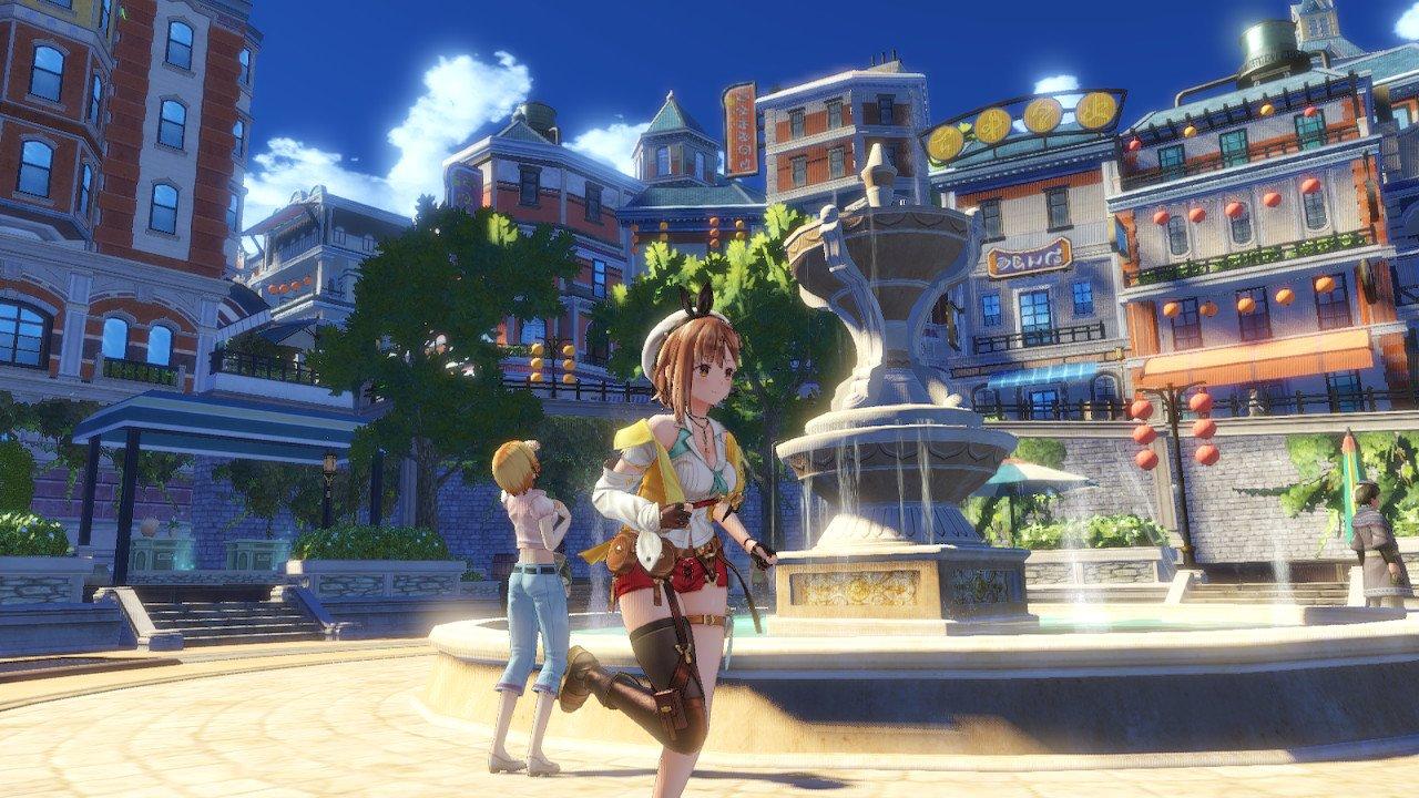 Atelier Ryza 2: Lost Legends &Amp; The Secret Fairy