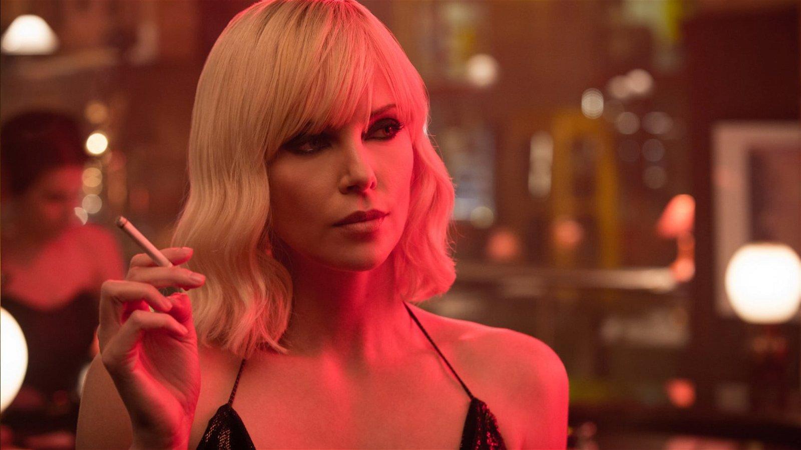 Atomic Blonde (2017) Review 2