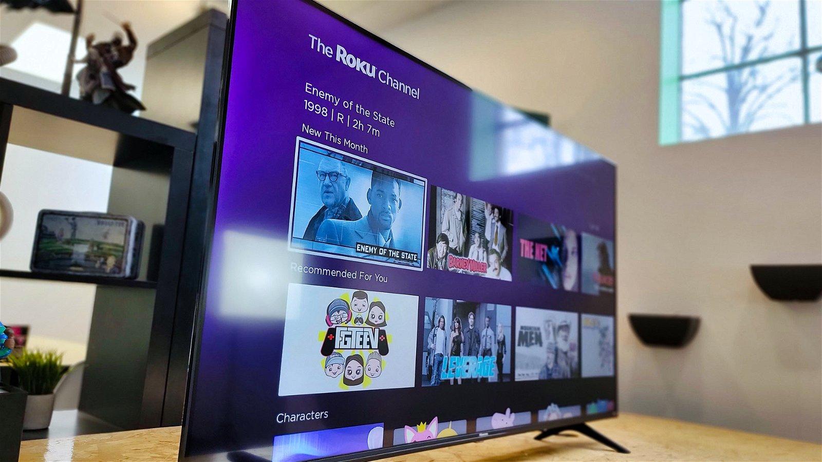 Hisense R6 (2020) 4K Smart TV Review 4