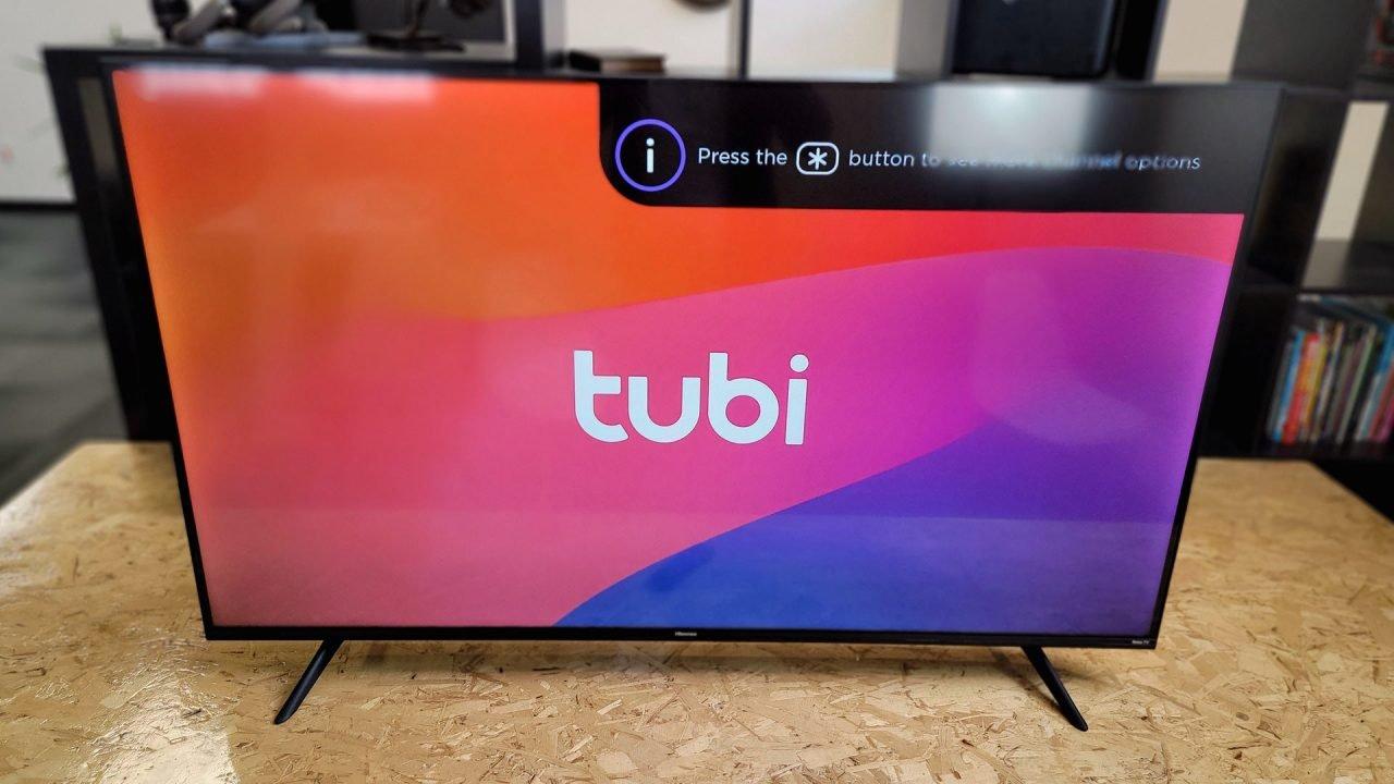 Hisense R6 4K Smart Tv - Photo By Cgmagazine
