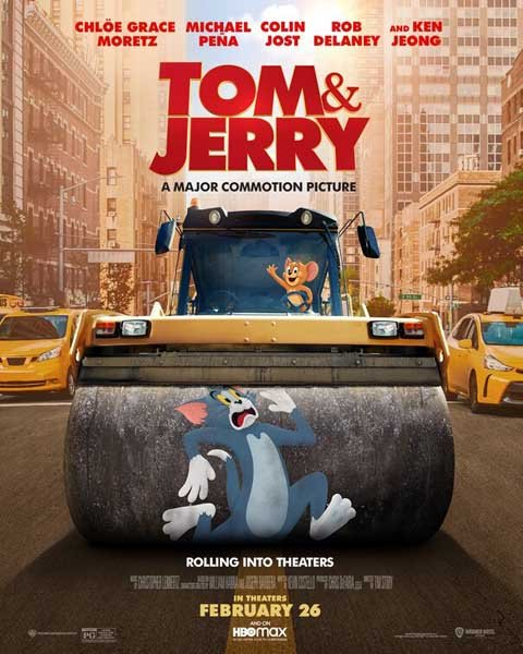 Tom & Jerry (2021) Review