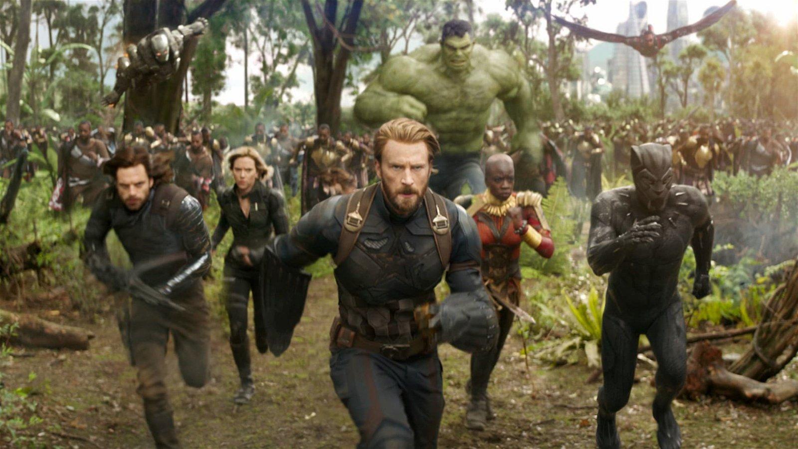 Avengers: Infinity War (2018) Review 2