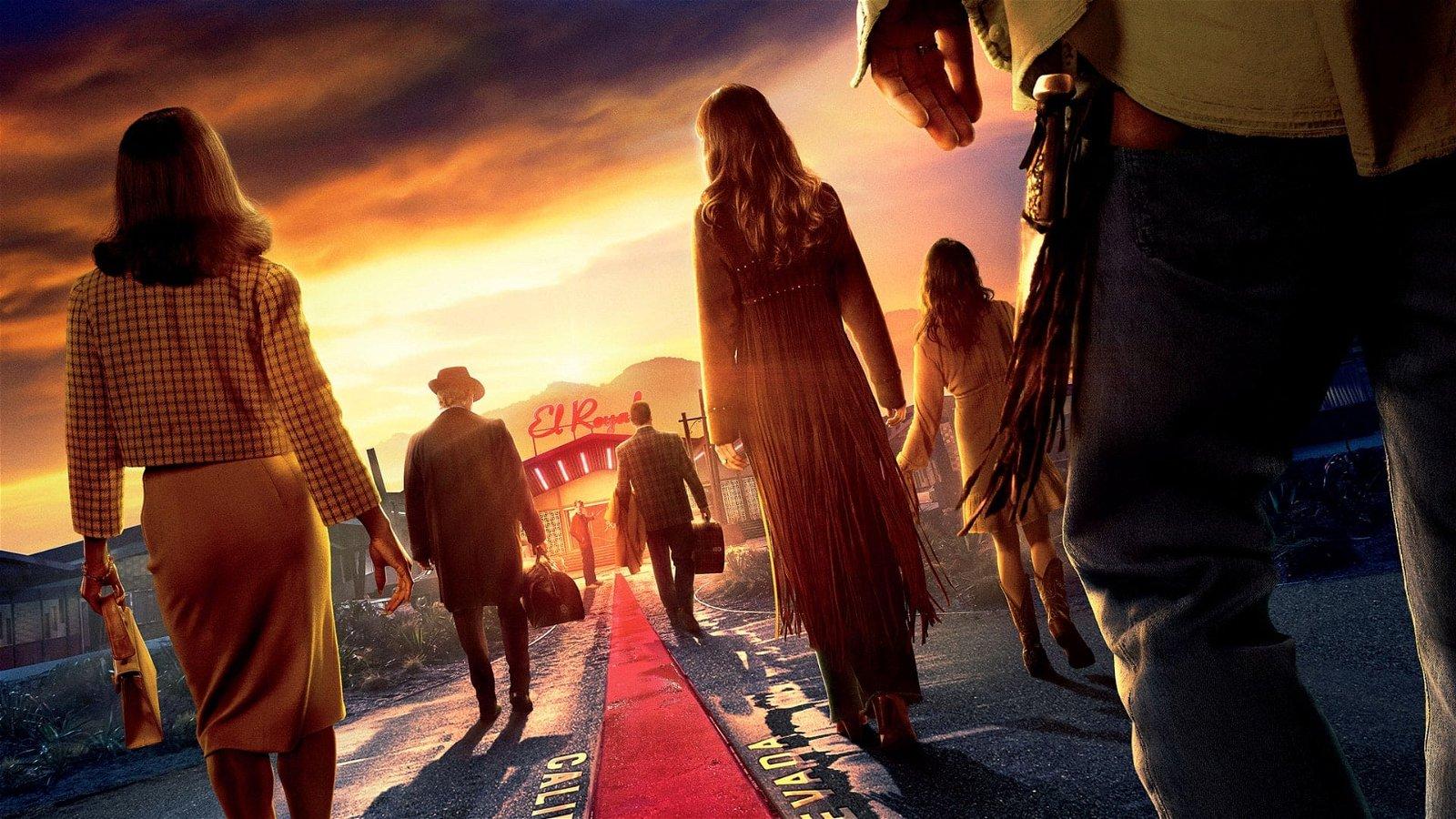 Bad Times at the El Royale (2018) Review 3