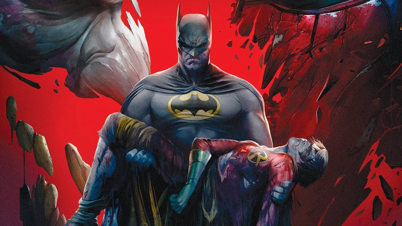 Batman: Death in the Family (2020) Review 5