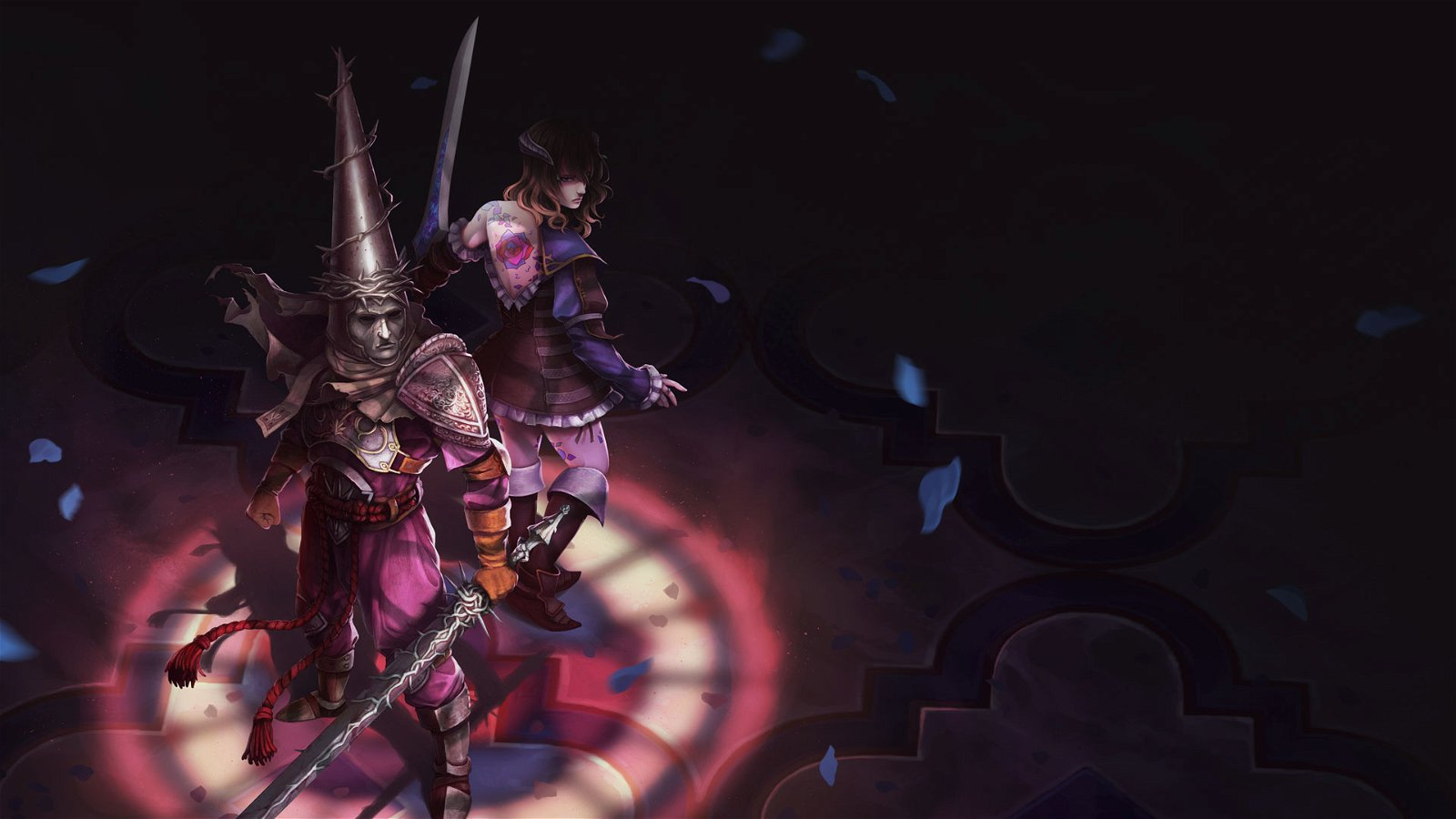 Bloodstained Joins Blasphemous For A Gothic Crossover February 18 3