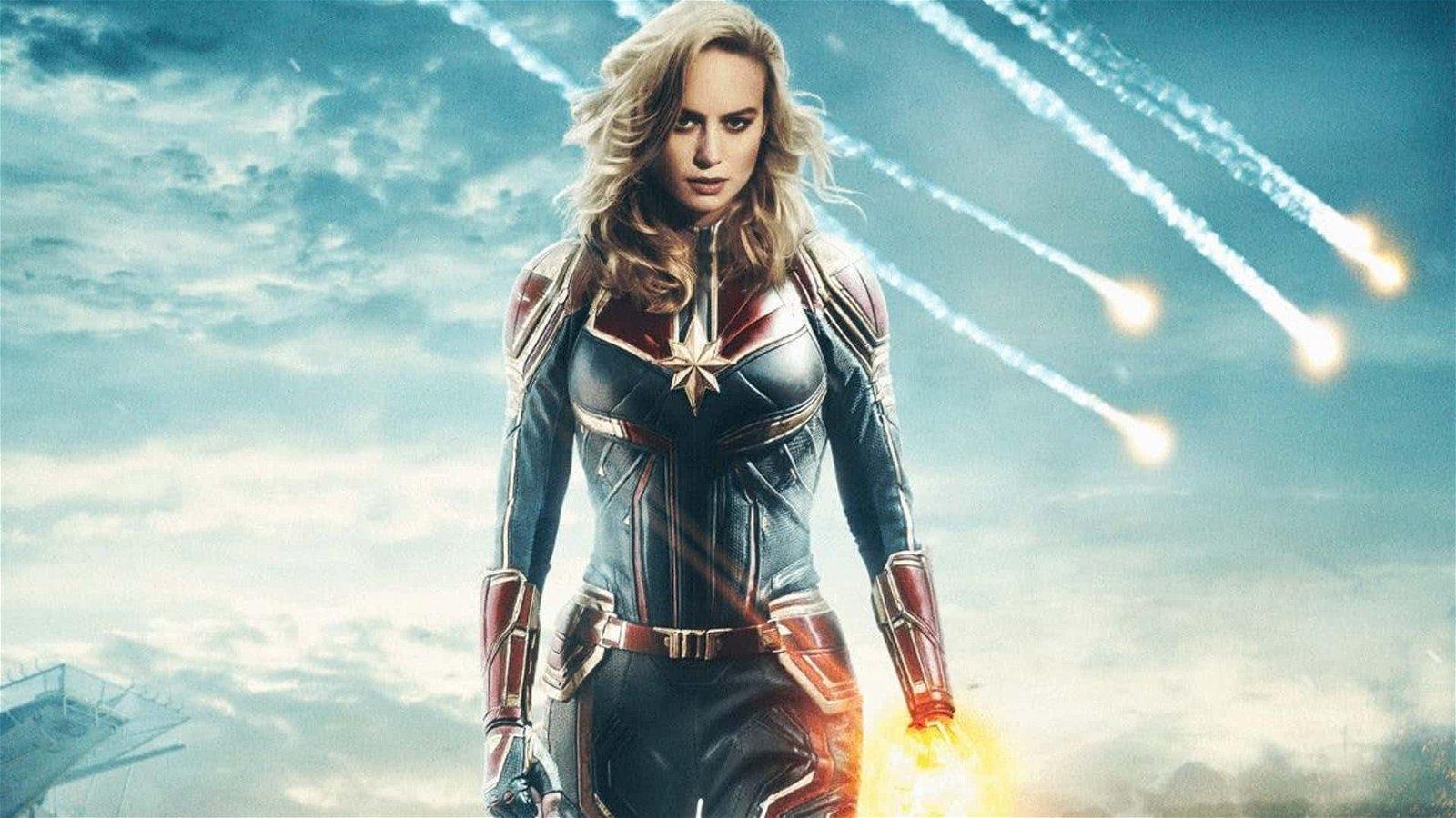 Captain Marvel (2019) Review