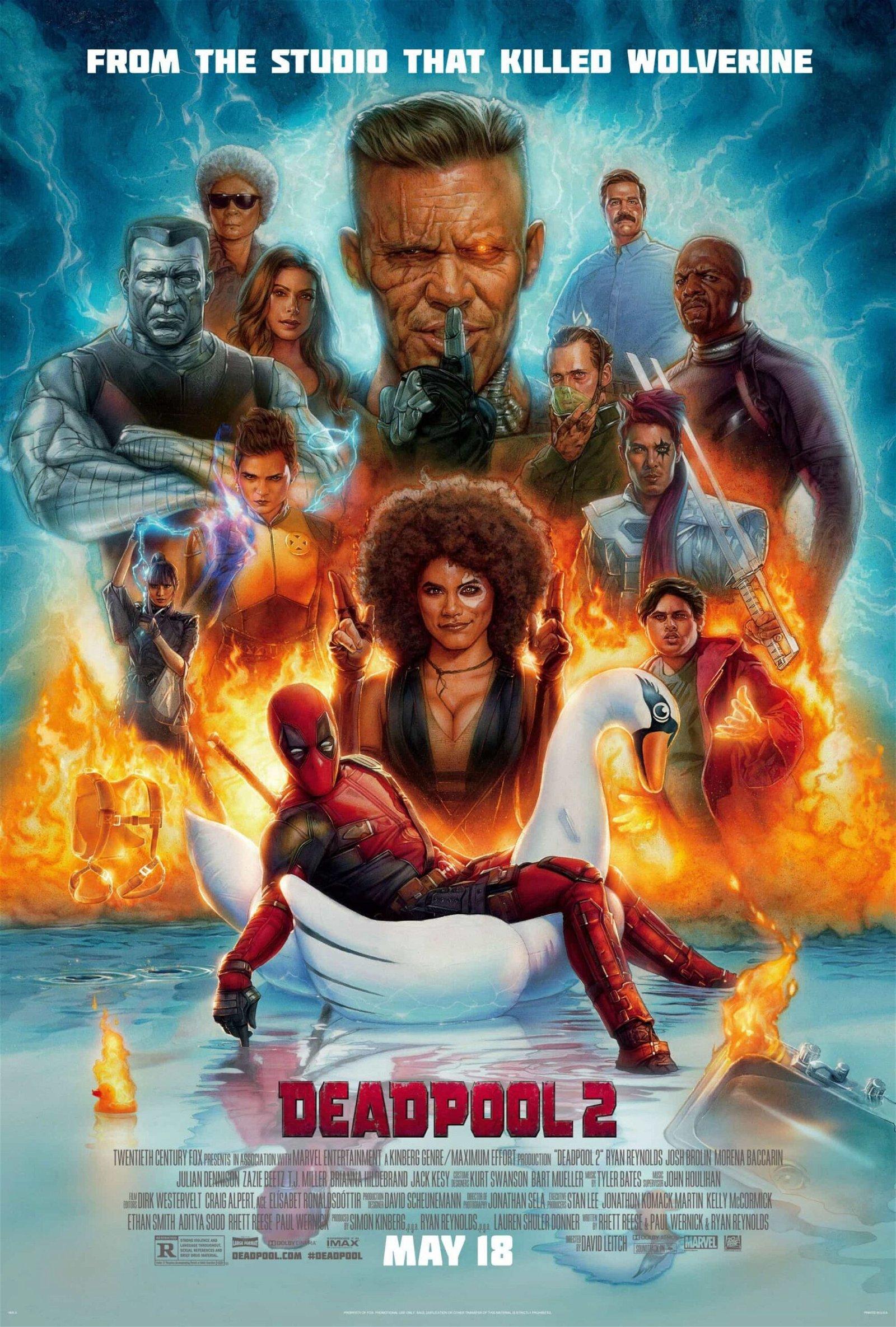 Deadpool 2 (2018) Review 2