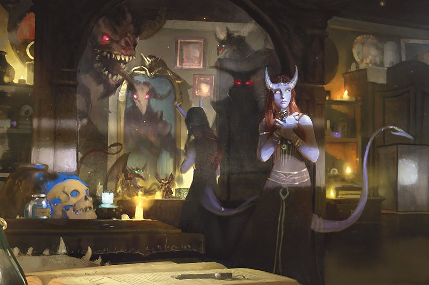 Van Richten'S Guide To Ravenloft Will Give D&Amp;D Players The Tools To Make Horror-Themed Characters And Campaigns.