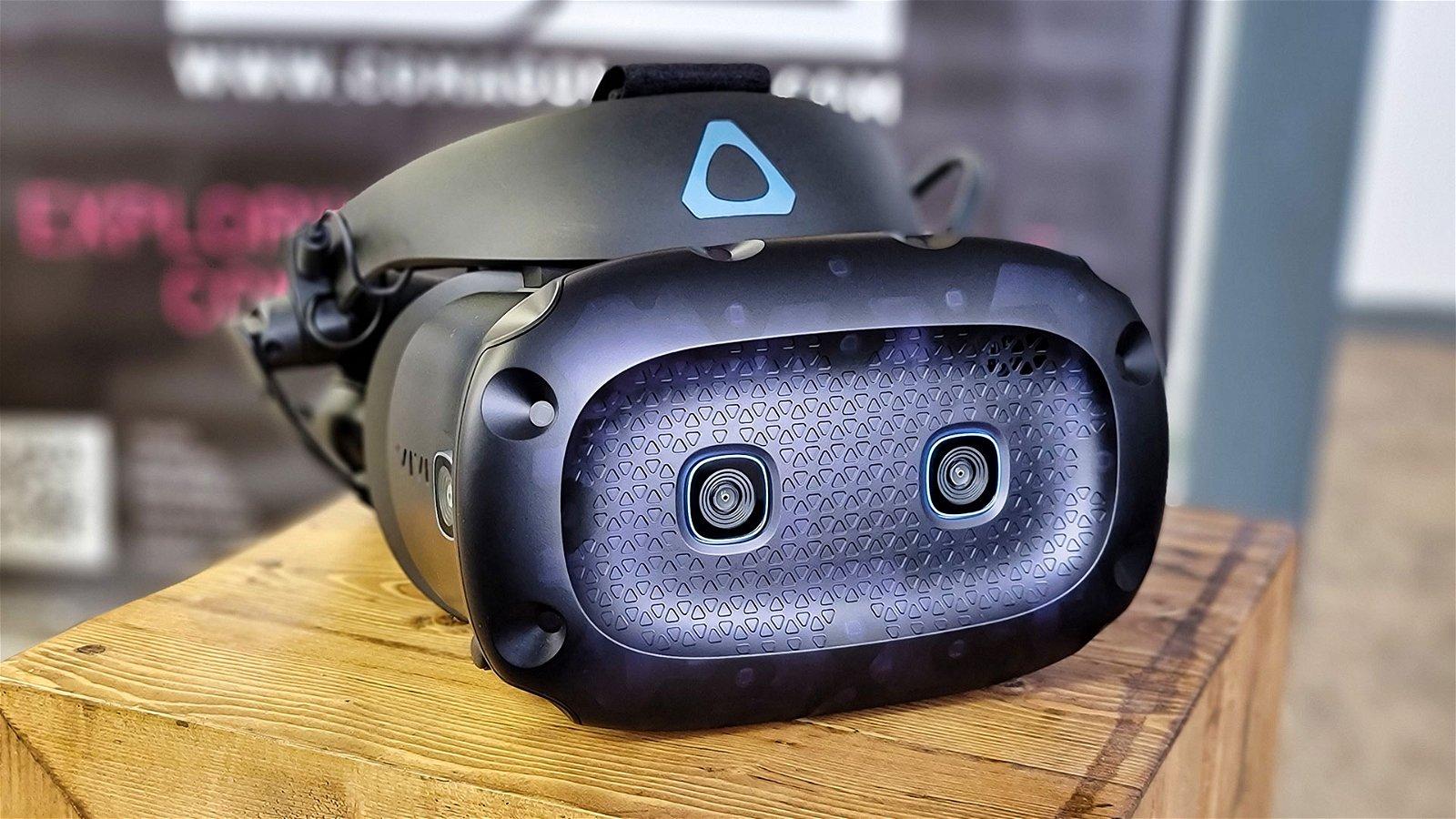 HTC Vive Cosmos Elite (VR) Review 14