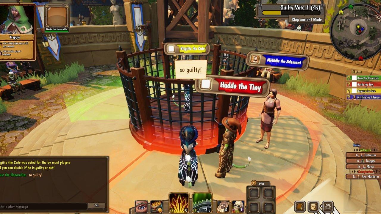 Indie Developer Vast Games Announce New Social Deduction Game Eville 1