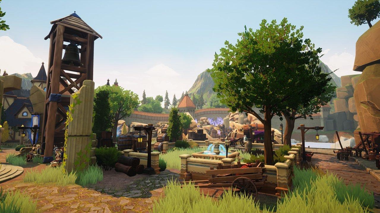 Indie Developer Vast Games Announce New Social Deduction Game Eville 2