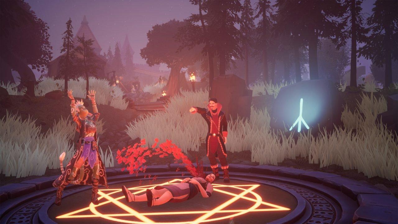Indie Developer Vast Games Announce New Social Deduction Game Eville 3