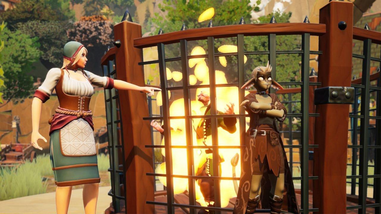 Indie Developer Vast Games Announce New Social Deduction Game Eville 4