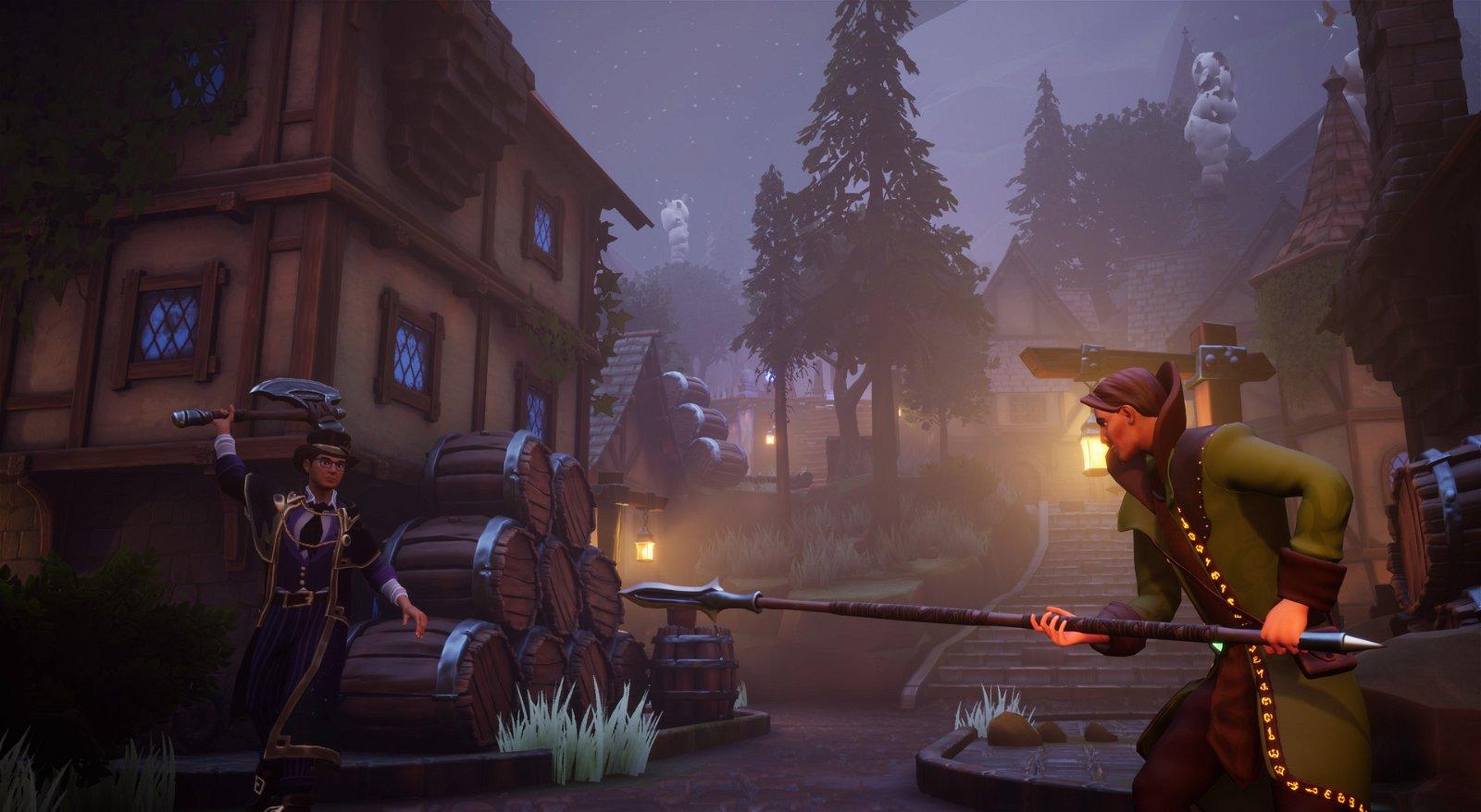 Indie Developer VestGames Announce New Social Deduction Game Eville 4