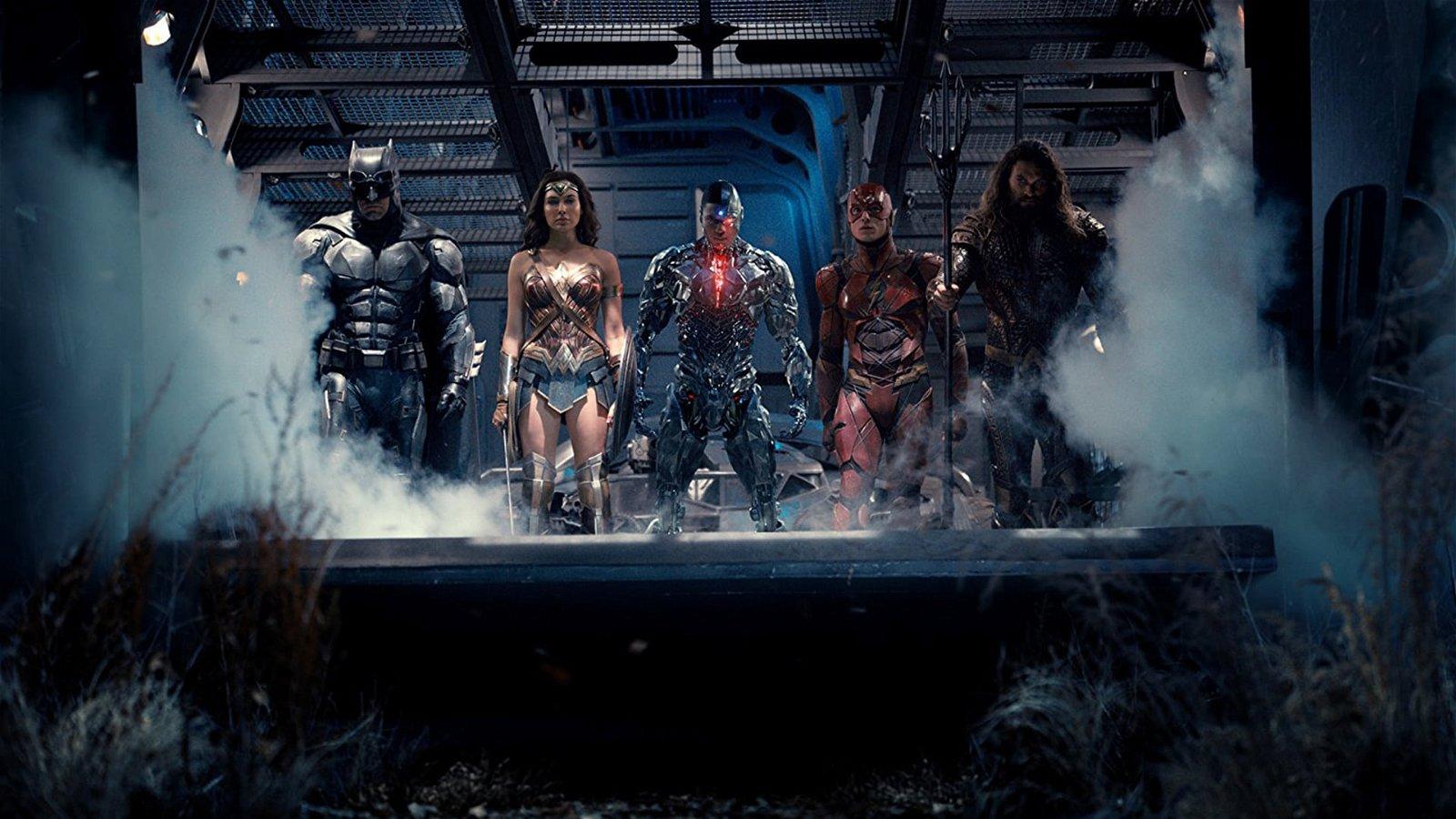 Justice League (2017) Review 2