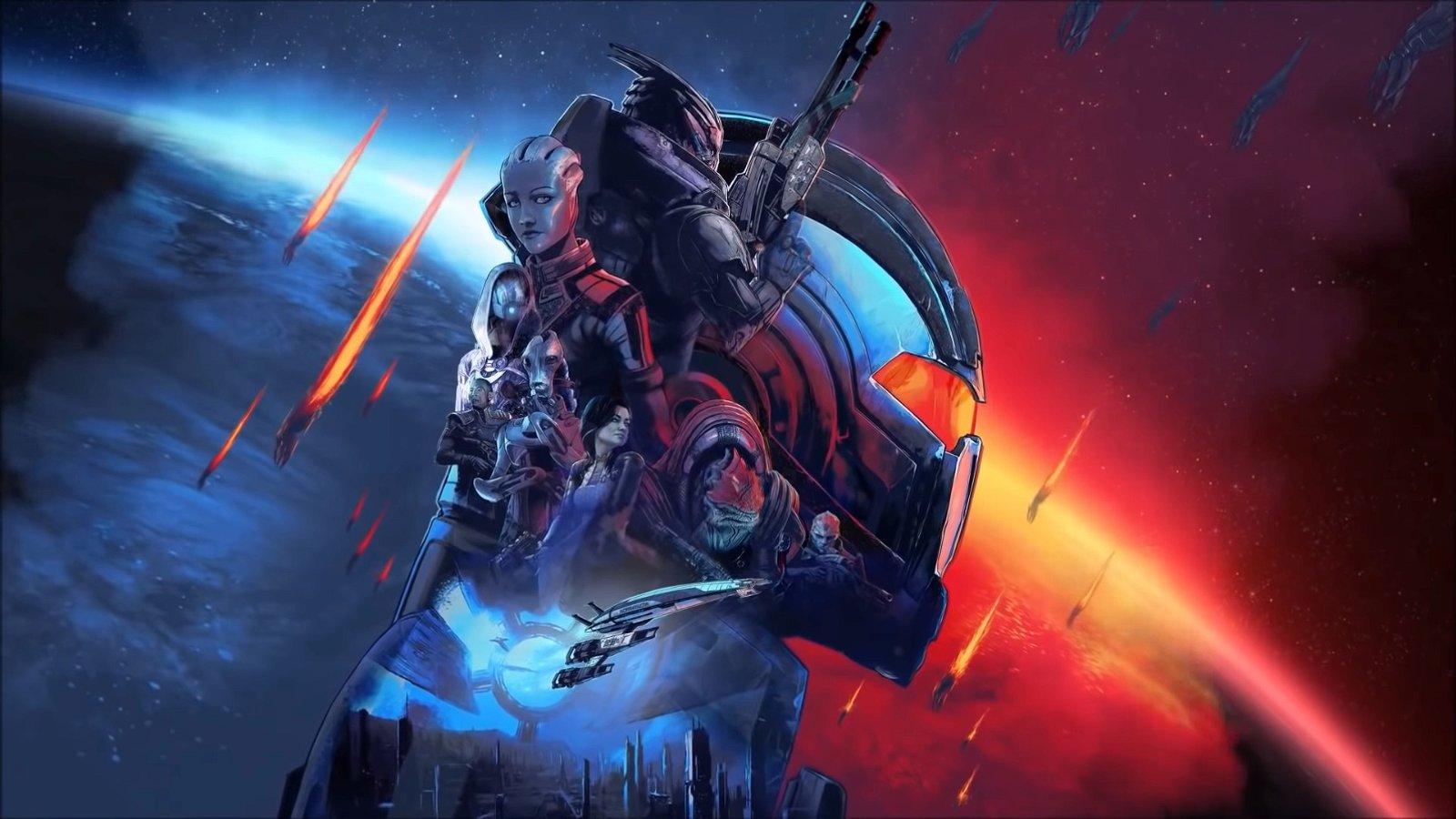 Mass Effect Legendary Edition Arrives May 14