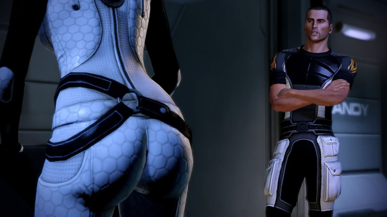 Objectification Vs Attraction In Video Games 3