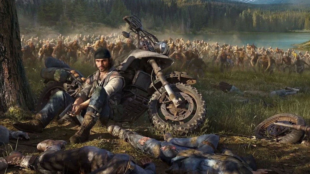 PlayStation Exclusive Days Gone Coming to PC this Spring 1