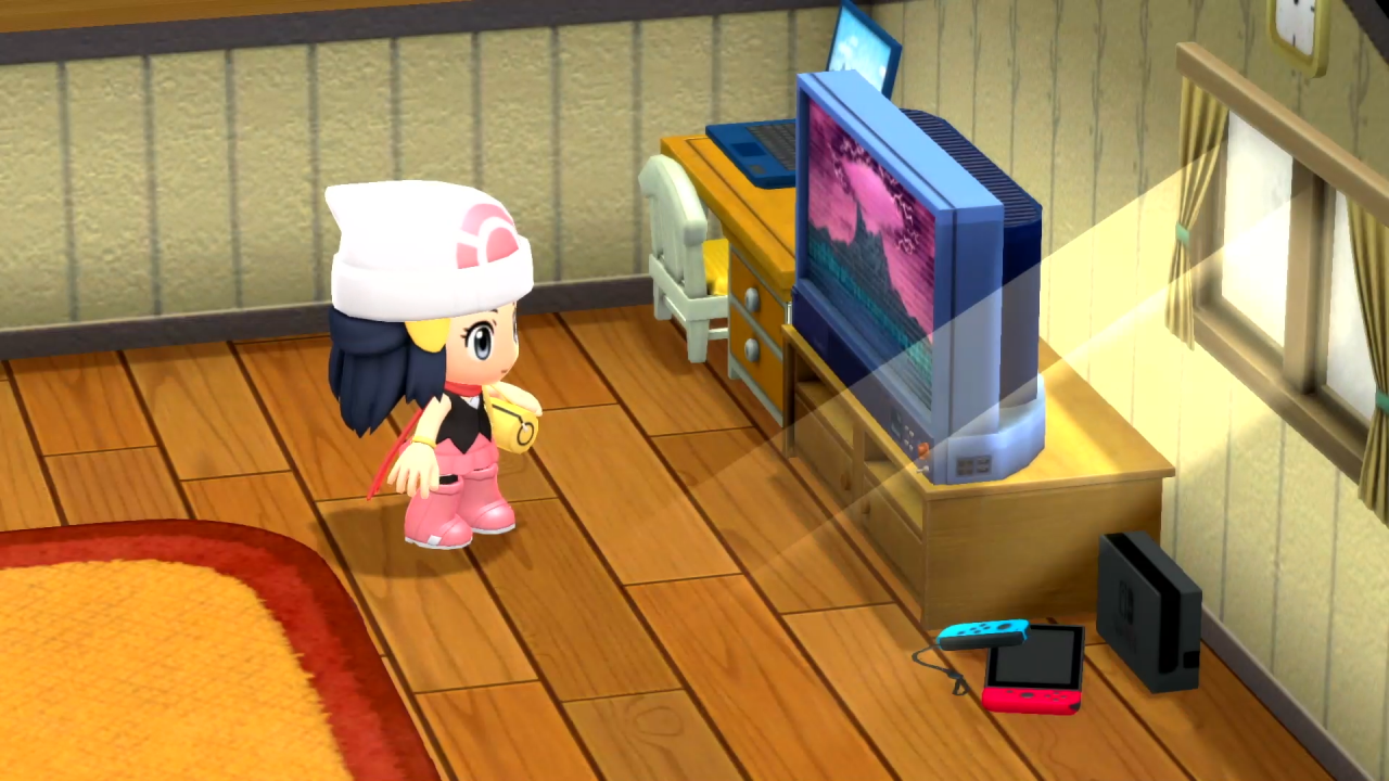 Pokémon Brilliant Diamond And Shining Pearl Faithfully Recreate The Scale Of The Ds Originals.