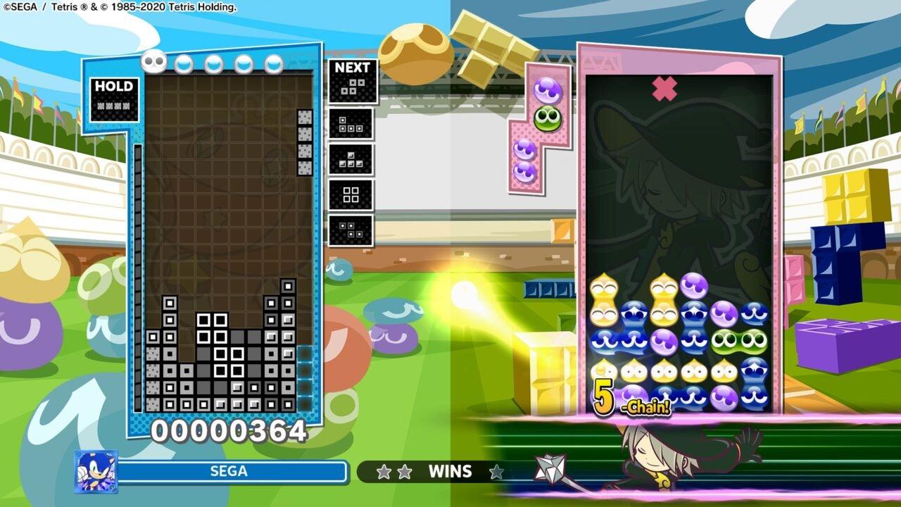 Puyo Puyo Tetris 2 Celebrates Series' 30Th Anniversary