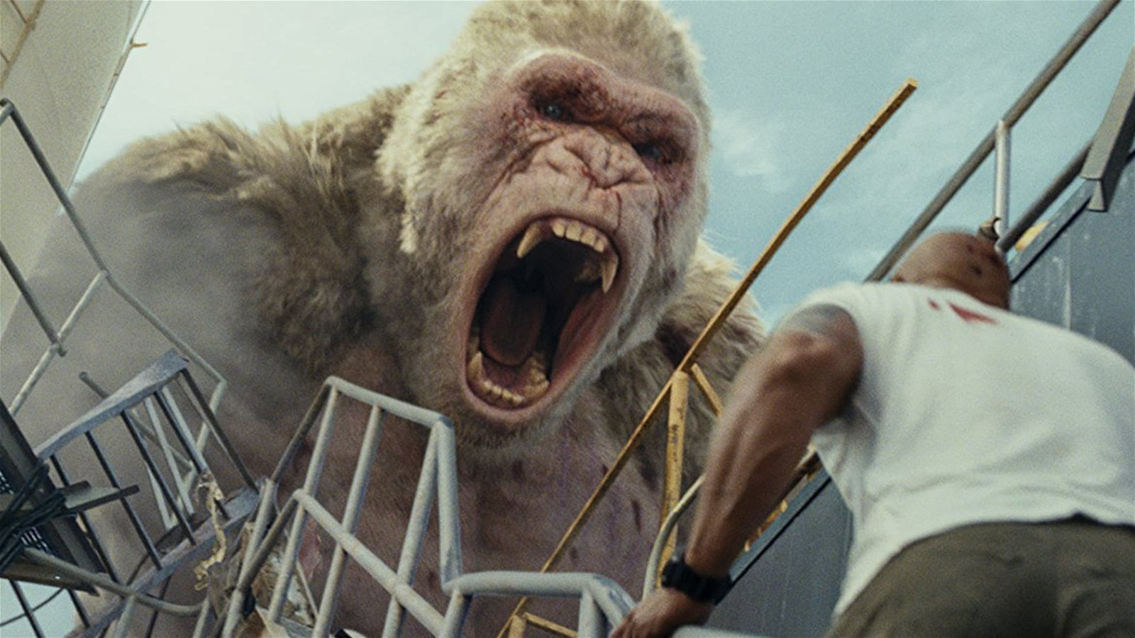 Rampage (2018) Review 8