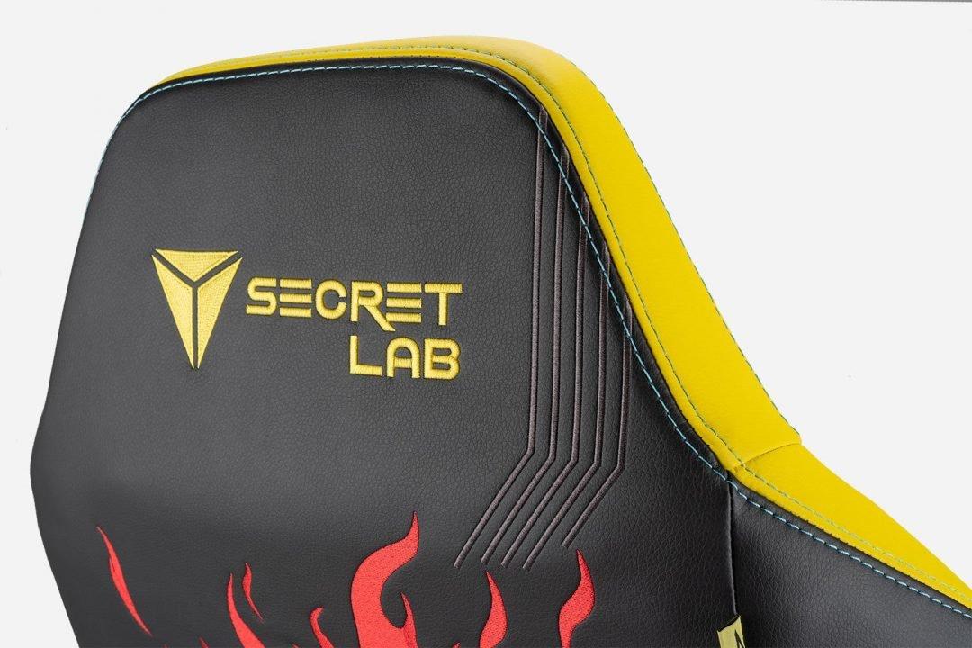Secretlab Cyberpunk 2077 Edition Titan Chair Review 2