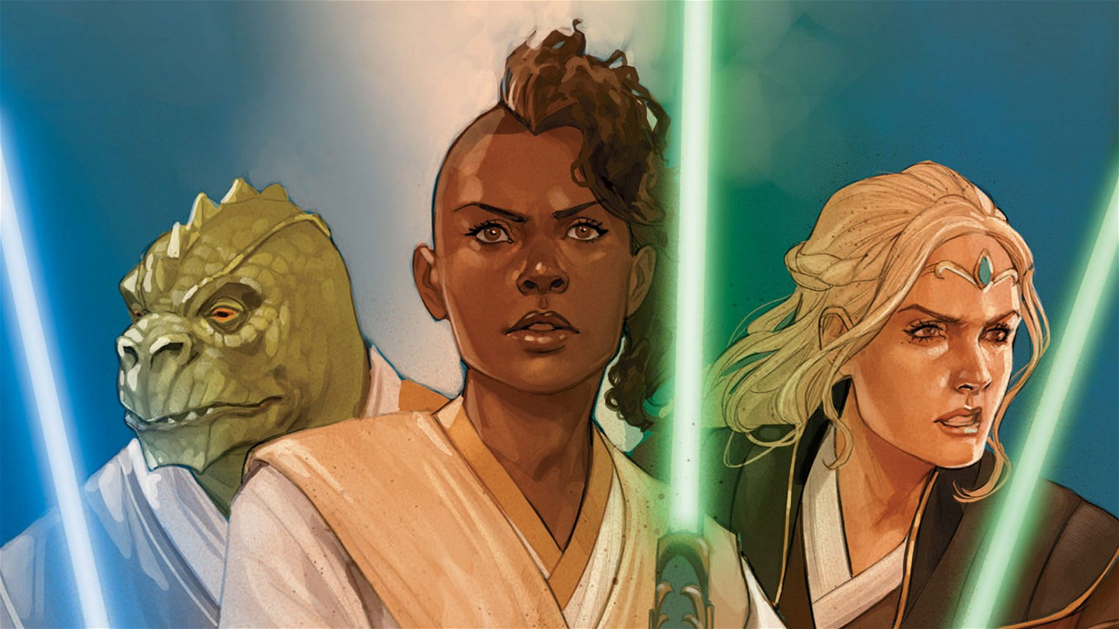 Star Wars: The High Republic (2021) #1 Review 1