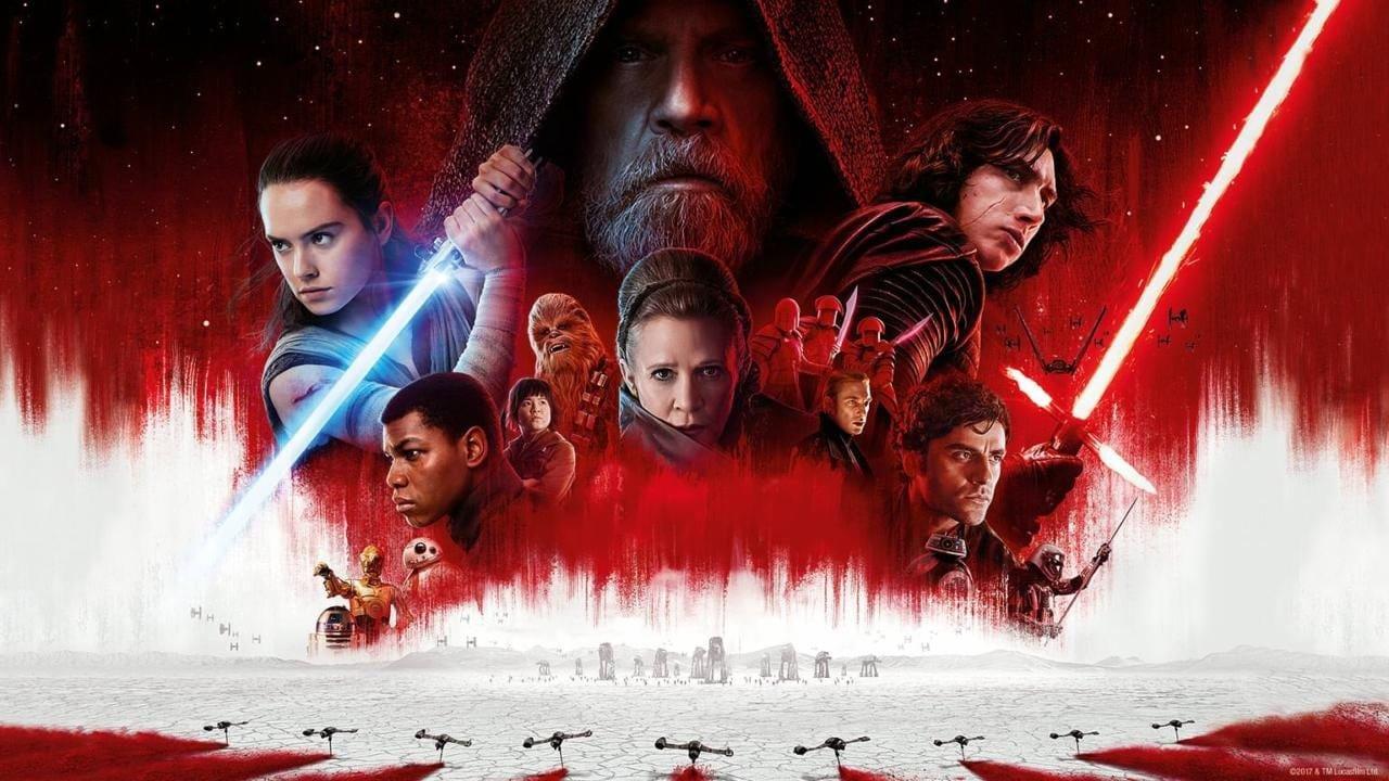 Star Wars: Episode VIII - The Last Jedi (2008) Review 1