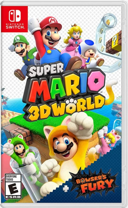 Super Mario 3D World + Bowser's Fury Review 8
